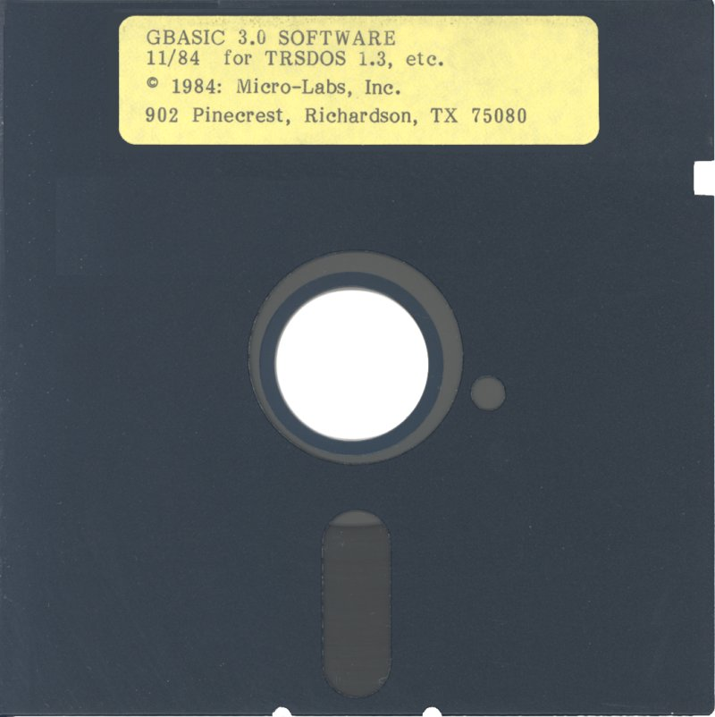 med-gbasic30(trsdos13)(micro-labs)