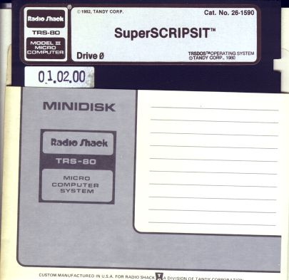 Disk-M4SuperScripsit