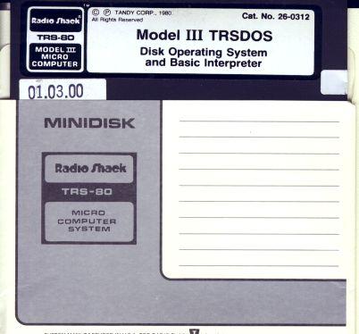 TRSDOS-III