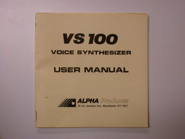 VS100-1L