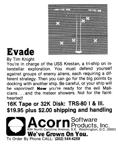 ad-evade(acorn)